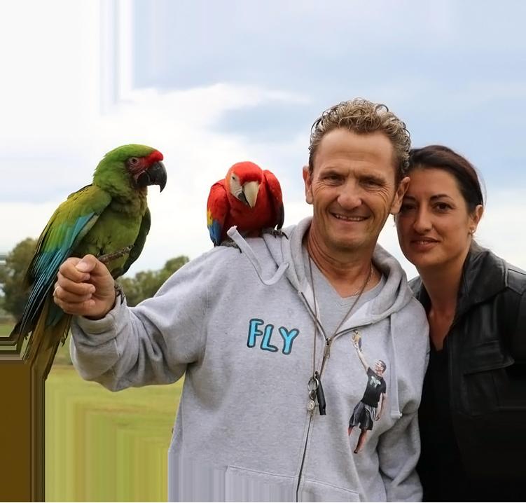 passione-pappagalli-volo-libero-chiara-alessandrini-enzo-salvi